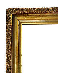 Antique Gilt Picture Frame