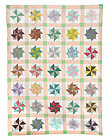 Antique Pinwheel Quilt