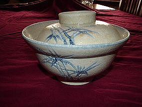 Porcelain rice bowl