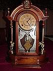 Gilbert mirror sided clock
