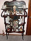 Beautiful vintage etagere
