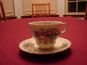 Royal Sealy Cup and Saucer