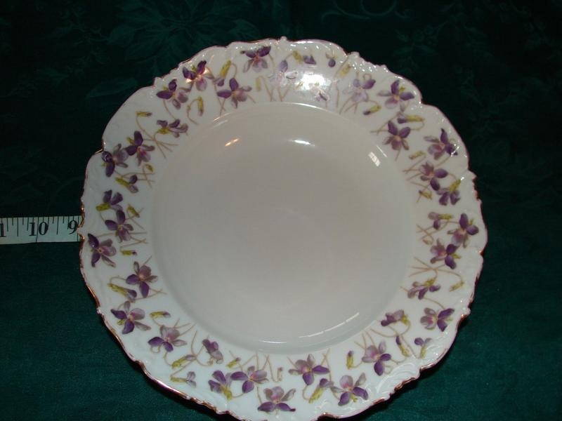 Tressemann & Vogt China soup bowls