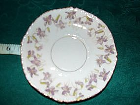 Tressemann & Vogt china saucers