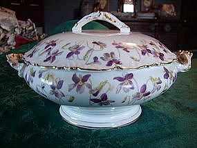Tressemann & Vogt china serving bowl