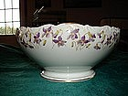 Tressemann & Vogt huge china serving bowl.