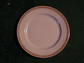 H & C co. Selb Bavaria bread n butter plates.