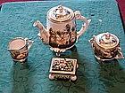 Capodimonte Tea set