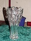 Lenox crystal vase