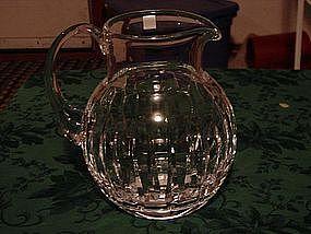 Bosch crystal pitcher