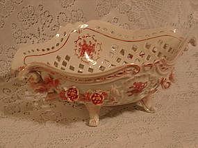 Sitzendorf Voight console bowl