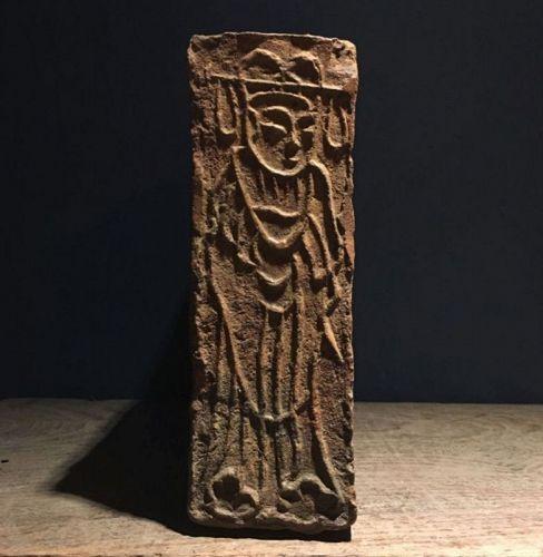 Chinese Tang Dynasty Brick