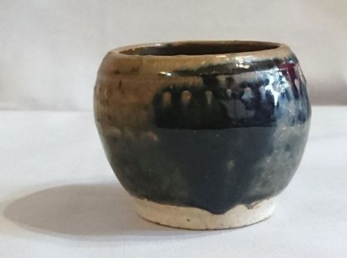 Chinese Song to Yuan Dynasty Cizhou Black Glaze Jar