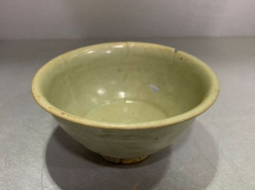 Chinese Northern Song Dynasty Yaozhou Bowl (Sample)