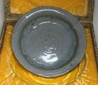 Korean Celadon foliated Dish