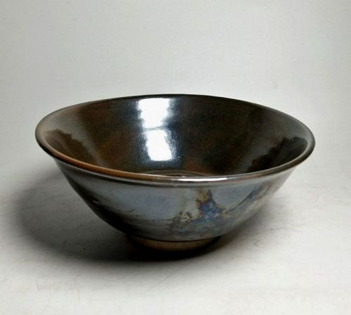Chinese Song DYnasty Black Glaze Bowl