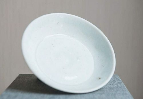 Chinese Southern Song Dynasty Hutian White Glaze Washer