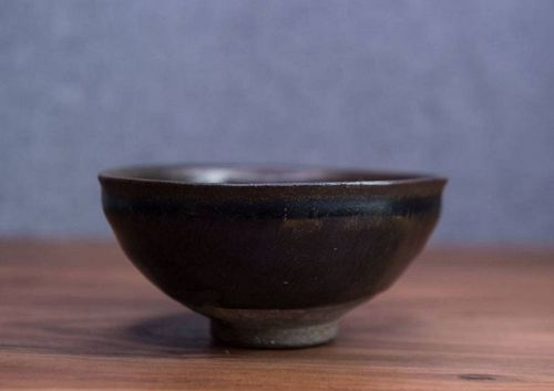 Chinese Southern Song Dynasty Jian Ware oil spots Li Burner