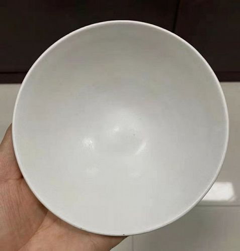Chinese Tang Dynasty Xing Ware White Glaze Dish