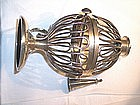Rare Antique English Sterling Silver Sealing Wax Jack