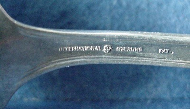 51 Pc WEDGWOOD STERLING SET  {1924 INTNAT'L
