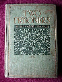 TWO PRISONERS{T.N.PAGE 1898 BLACK Memorabilia