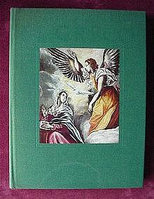 EL GRECO...by LEO BRONSTEIN '50 1st Ed.