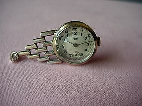 Retro EBEL PENDANT WATCH For the Ladies