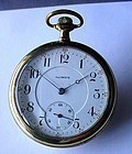 ANTIQUE GF ILLINOIS OF POCKET WATCH Ser# 2629773 15J