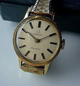 LADIES ESTATE OMEGA WRISTWATCH ca. 1965 - 1985