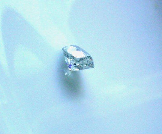 2.53 EUROPEAN CUT DIAMOND HI COLOR I2 CLARITY