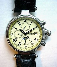 STEINHAUSEN Automatic Watch (Silver) TW381S