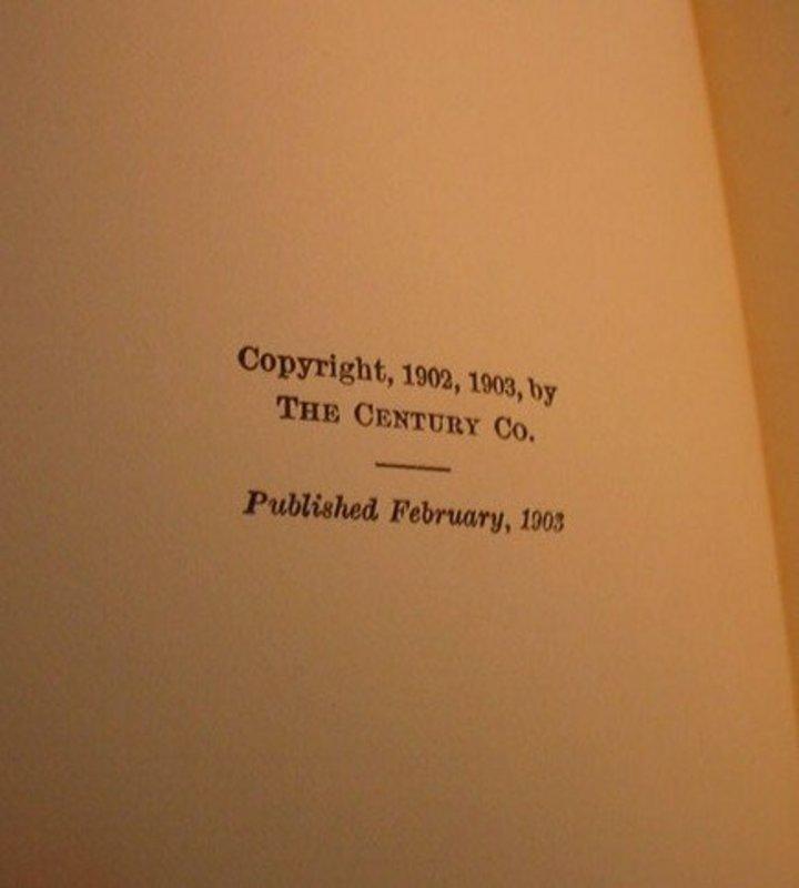 ALICE H. RICE BOOK... LOVEY MARY 1903 CENTURY  VG VG+