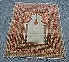 Antique PRAYER GHIORDES { TURKEY ca. 1900