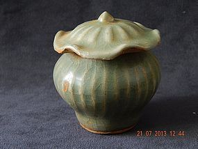 MING DYNASTY - SMALL LONGQUAN JARLET