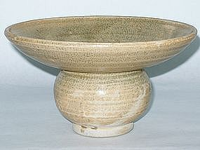 Song Dynasty - Yueyao Glazed Zhadou