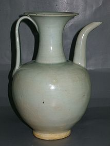Song Dynasty - Melon Shaped Qingpai Ewer