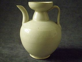Song Dynasty - Small Qingpai Ewer