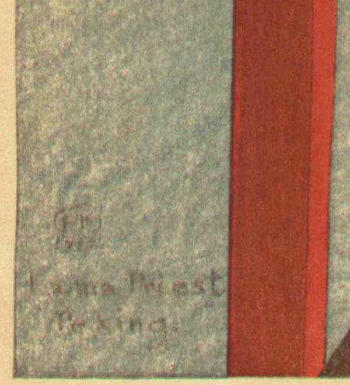 Elizabeth Keith Woodblock - Lama Priest, 1922 SOLD