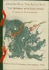 Hasegawa Japanese Fairy Tales Woodblock Book- The Serpent with 8 Heads
