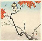 Seiko Okuhara Japanese Woodblock Print 1910s SOLD