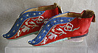 Pair of Antique Chinese Lotus shoes