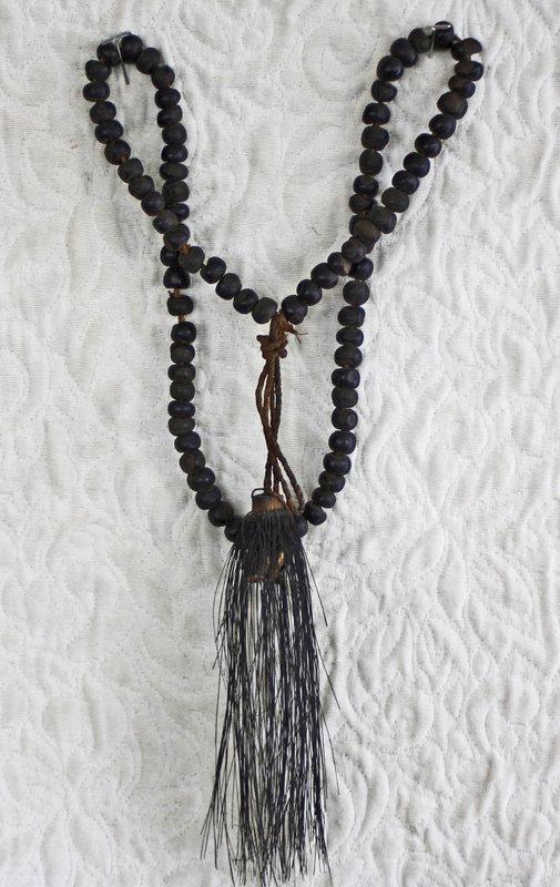 African Muslim prayer beads Mali Timbuktu