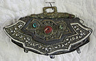 Tibetan antigue small purse worn for festival