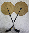 Traditional Chinese fixed fan