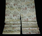 Antique Japanese Maru Brocade Obi