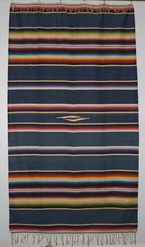 large saltillo serape blanket