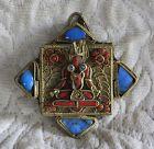 Vintage Nepal pendant