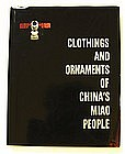 Clothings and Ornaments of China's Miao People