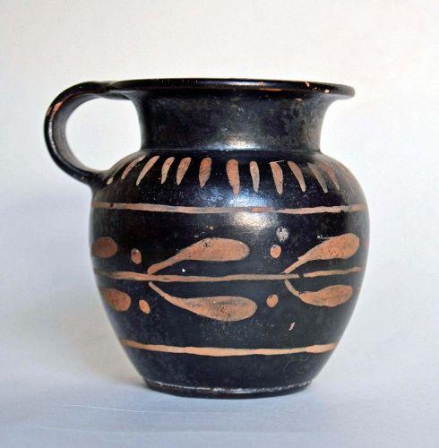 AN ANCIENT GREEK XENON WARE MUG